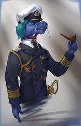 German Admiral Dragon [C]