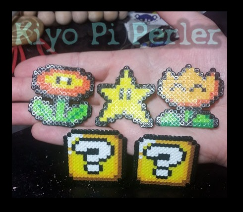 Mario Charms V2