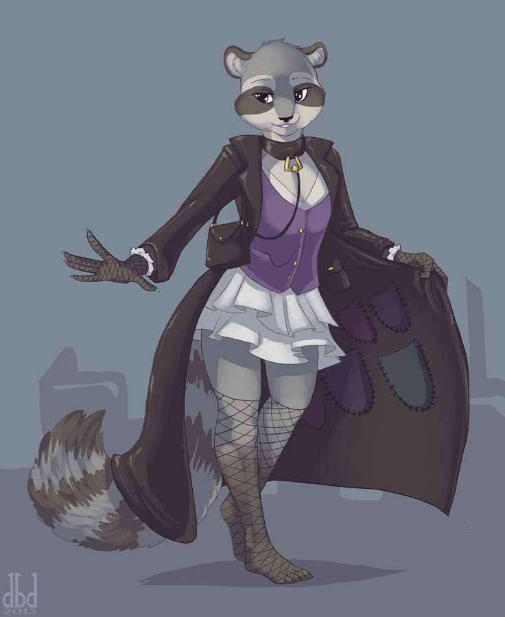 Most recent image: Raccoon Days