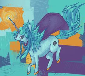 alex pony