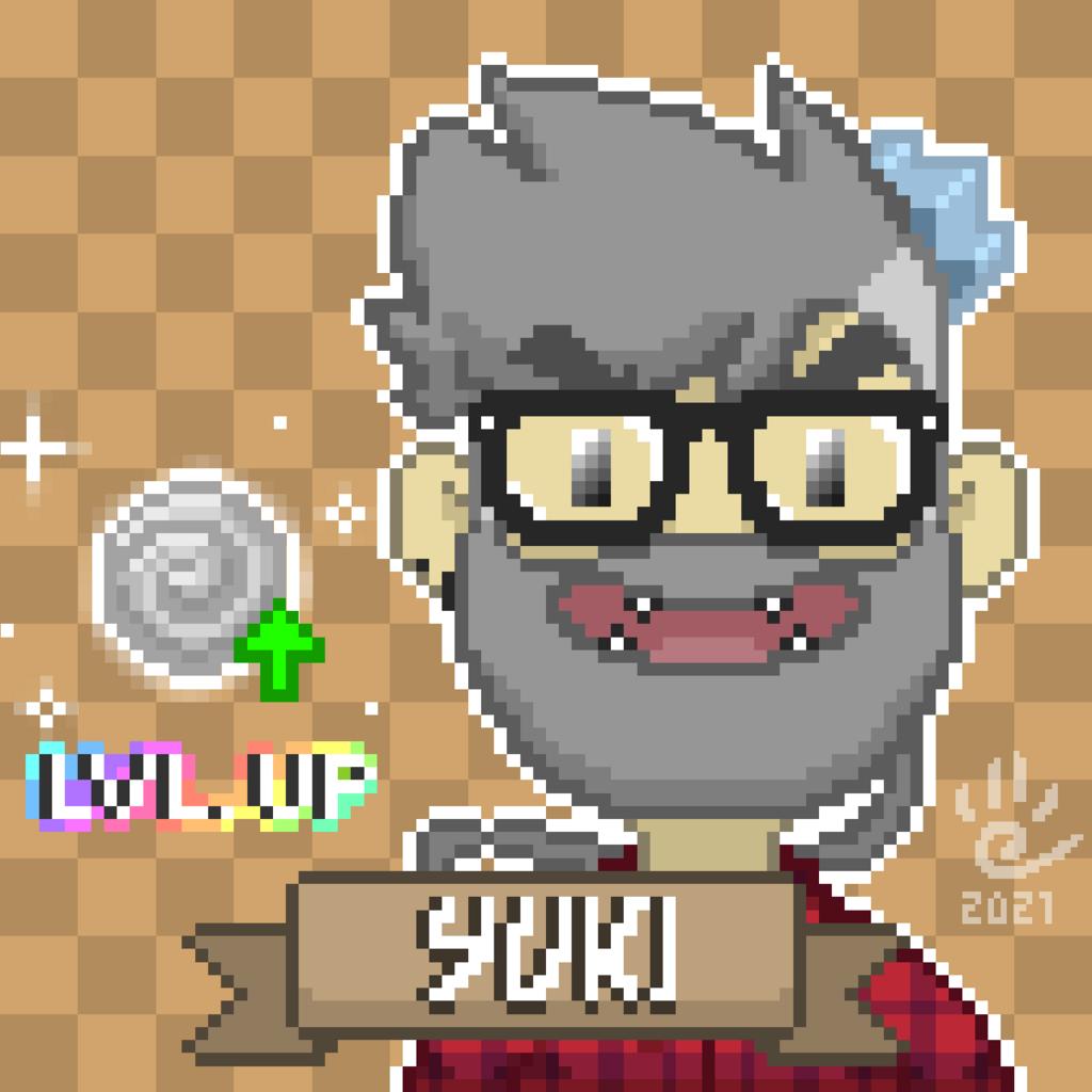 Most recent image: Character Select: Yuki 🎮