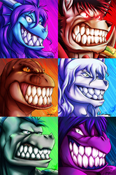 TEEFS INTENSIFIES 1 - Collab with DrDubz (still going)