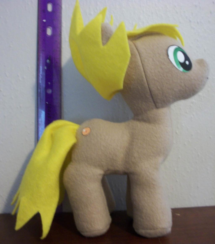 Dragonball Z/MLP Plush