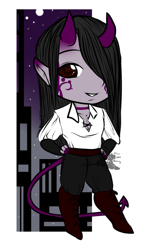 Most recent image: Ivro the Daemon [Gift]