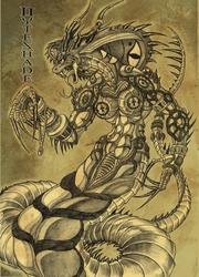 Nyteshade Fullbody Fantasy Armor Commision