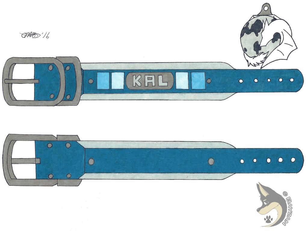 [G] Kal Wildmane's Collar (V1)