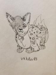 Vxkiller85 Sketch