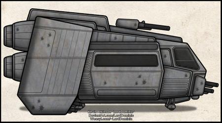 Vega V-380 Transport