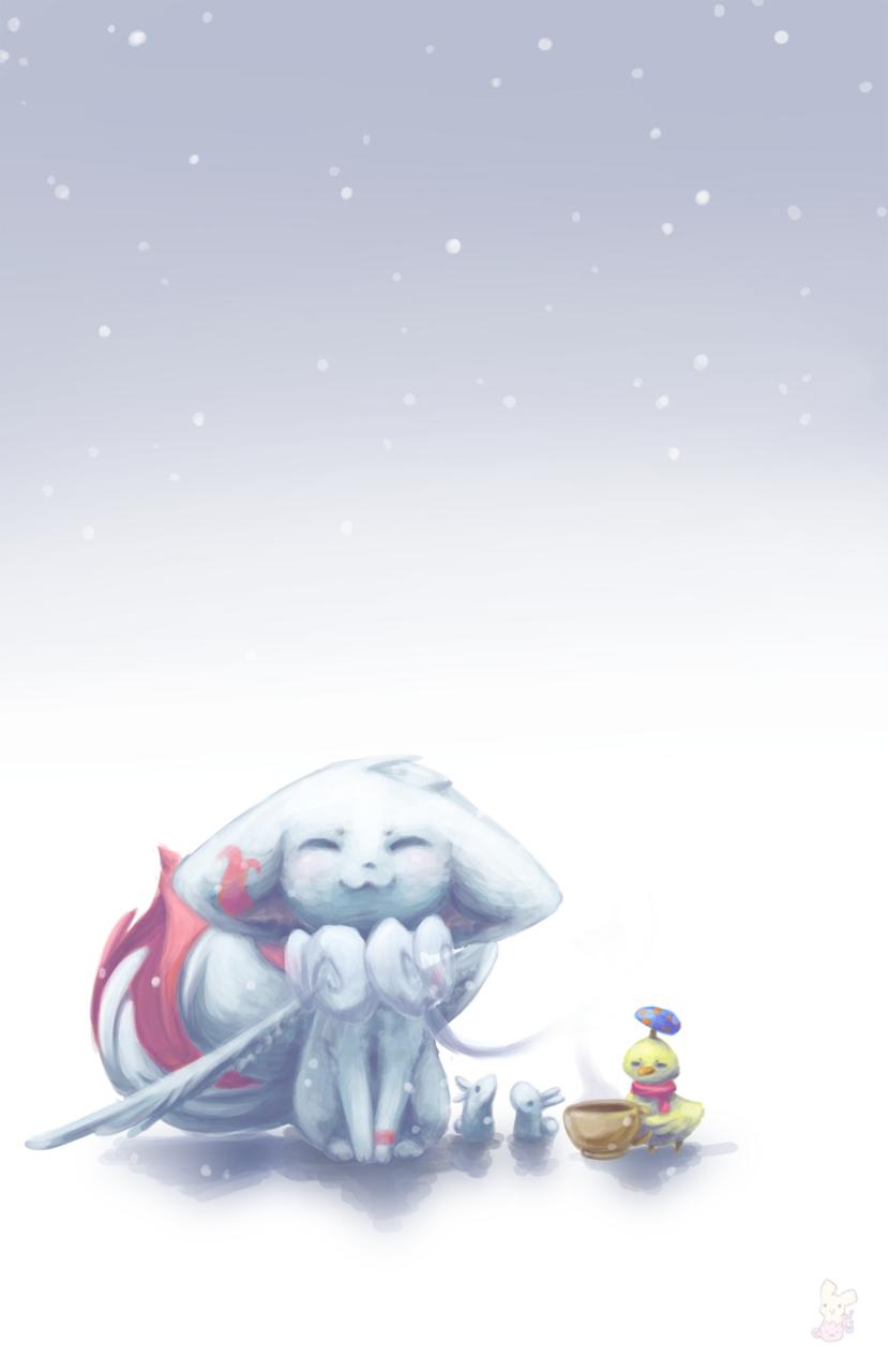 Winter Gaze