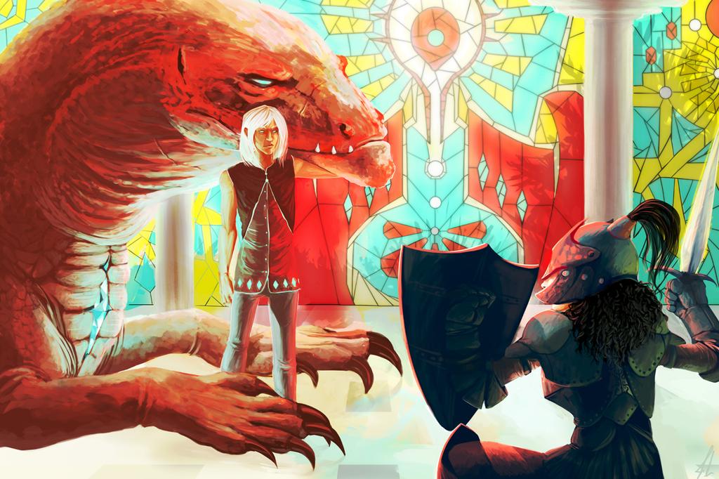 Temple Priests