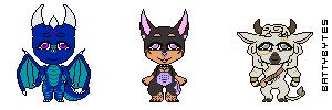[Com] Tiny Chibi Pack - 23