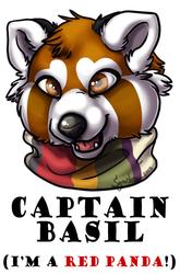 Captain Basil Badge!