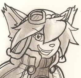 Solatorobo Red Savarin
