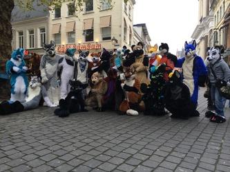 Furwalk Breda (Nov 16th 2013)