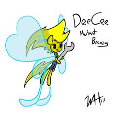 Stable Pony Style DeeCee!