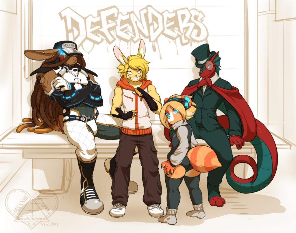 [C] Defenders