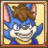 pixel portrait -- Fiz
