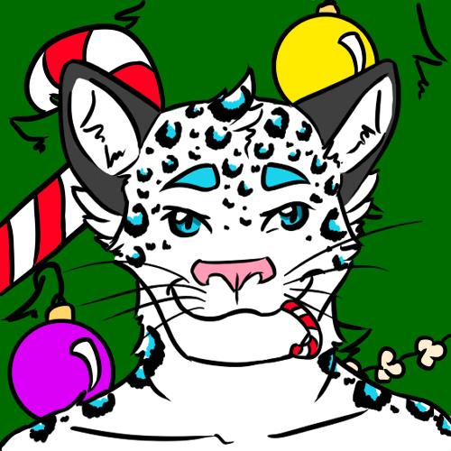 [commish] Christmas Icon---TexDot