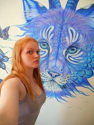 Mural WIP 4