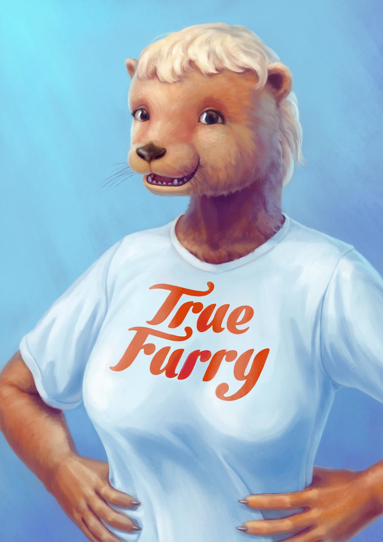 True Furry 1