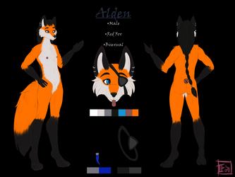 [C] Alden Reference Sheet