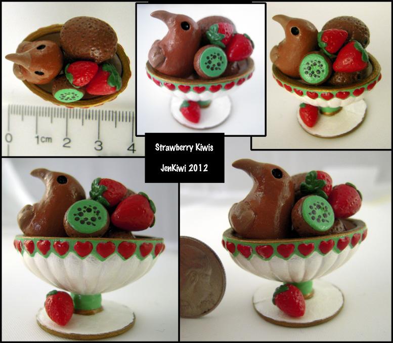Strawberry Kiwis