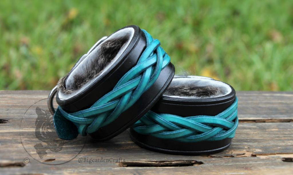 Khrystal_Dax's Braided Cuffs