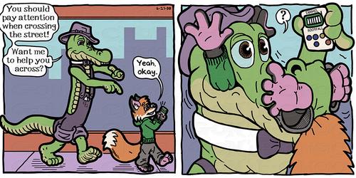Gon' E-Choo! Strip 48 Color Saturday (www.gonechoo.com)