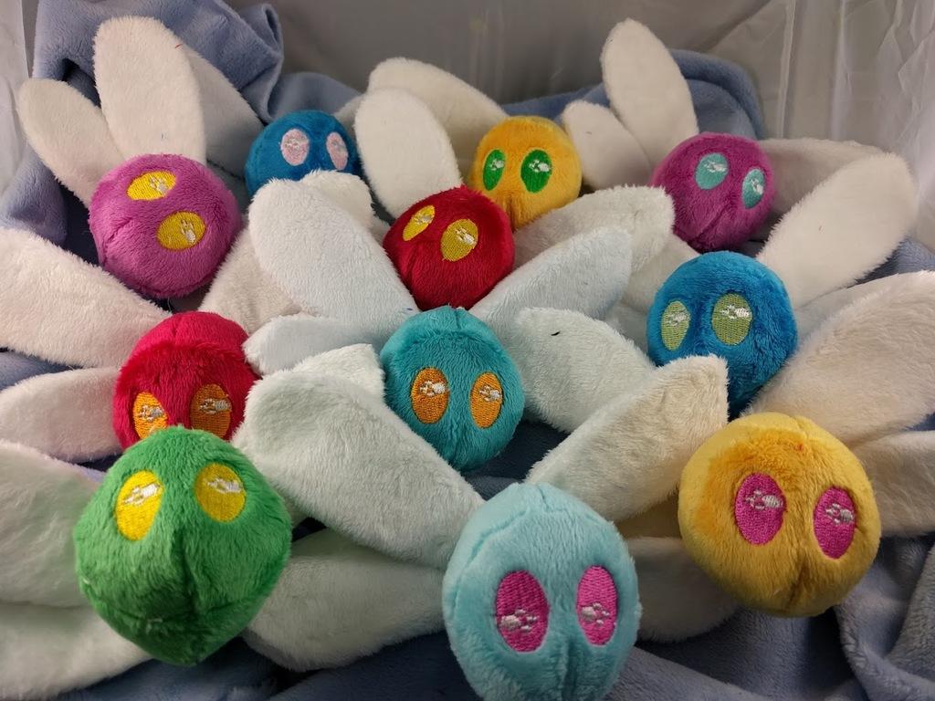 Most recent image: Fresh batch of parasprites