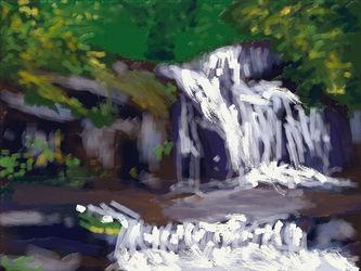 Art Academy: Waterfall