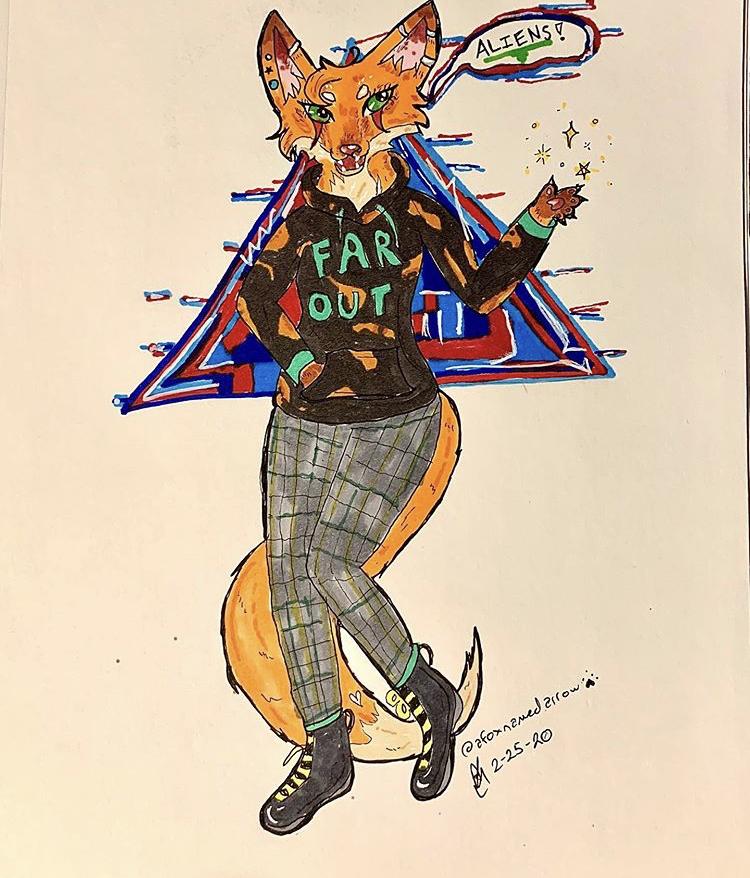 Far Out Fox