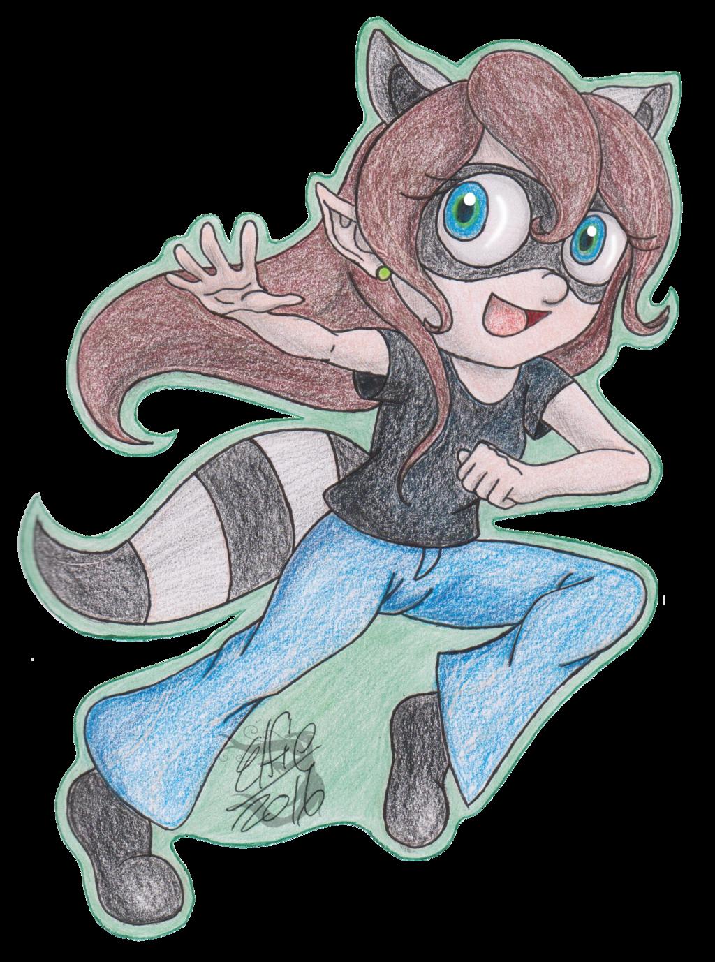 Here's Elfie!