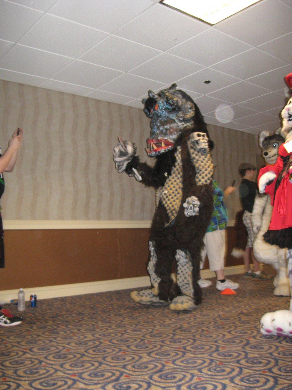 FWA 2012 - Day 2 - Fursuit Parade - [DATA MISSING 5]