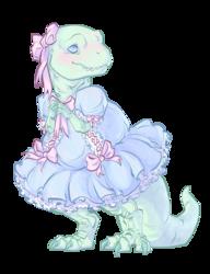Pastel Rex