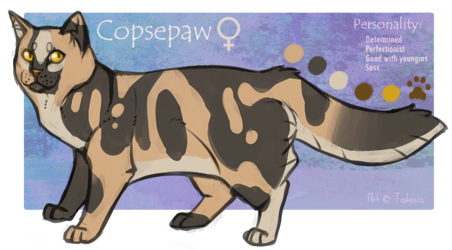 Copsepaw