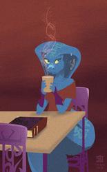 Daily Snek: coffee
