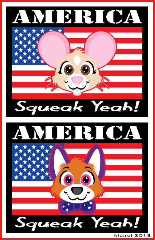 Squeak Yeah!