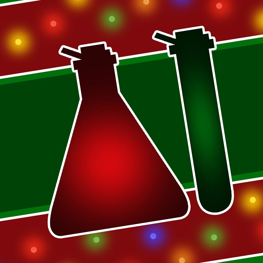 Island Christmas Theme.Arcana Island Logo Christmas Theme Weasyl
