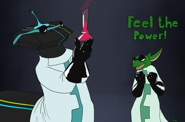 Feel the power!
