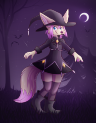 Witchy Fennec