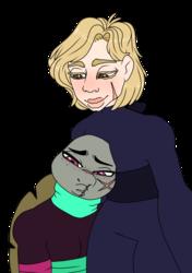 vee and cassandra/hellion