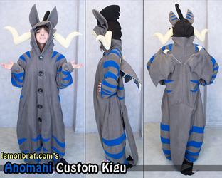 Anomani Custom Kigu