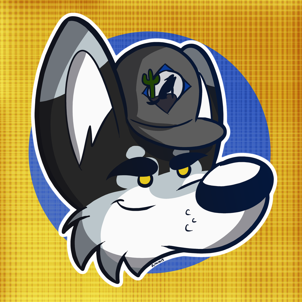 Most recent image: Chazz w/ Coyote Hat