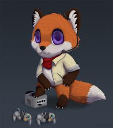 Melee Fox
