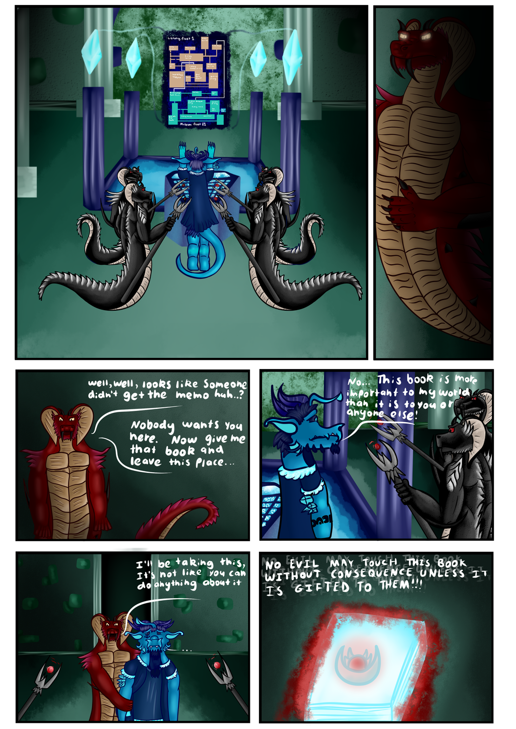 The Cities Secret - Page 23