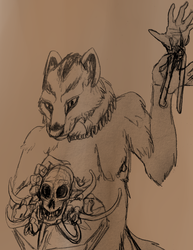 Dogmen Sketches 1