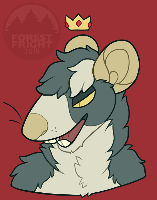 rodent royalty