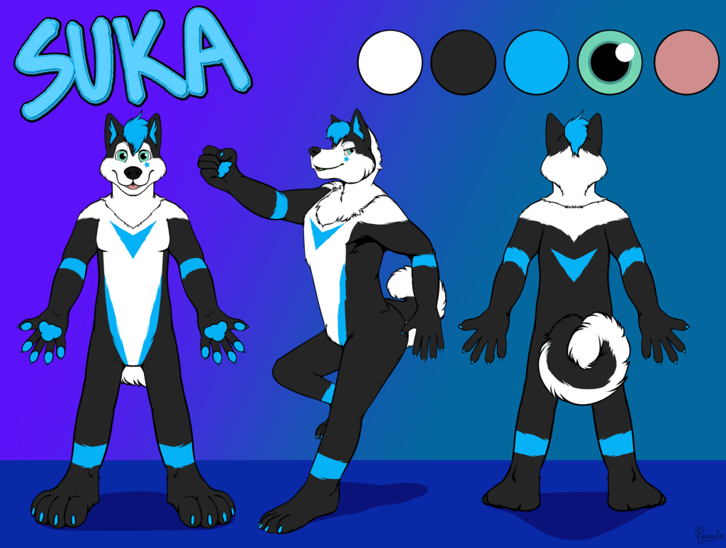 Reference sheet Suka
