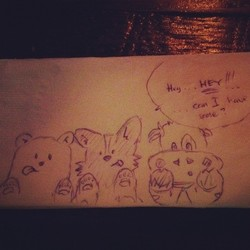 Random: Cow + Friends