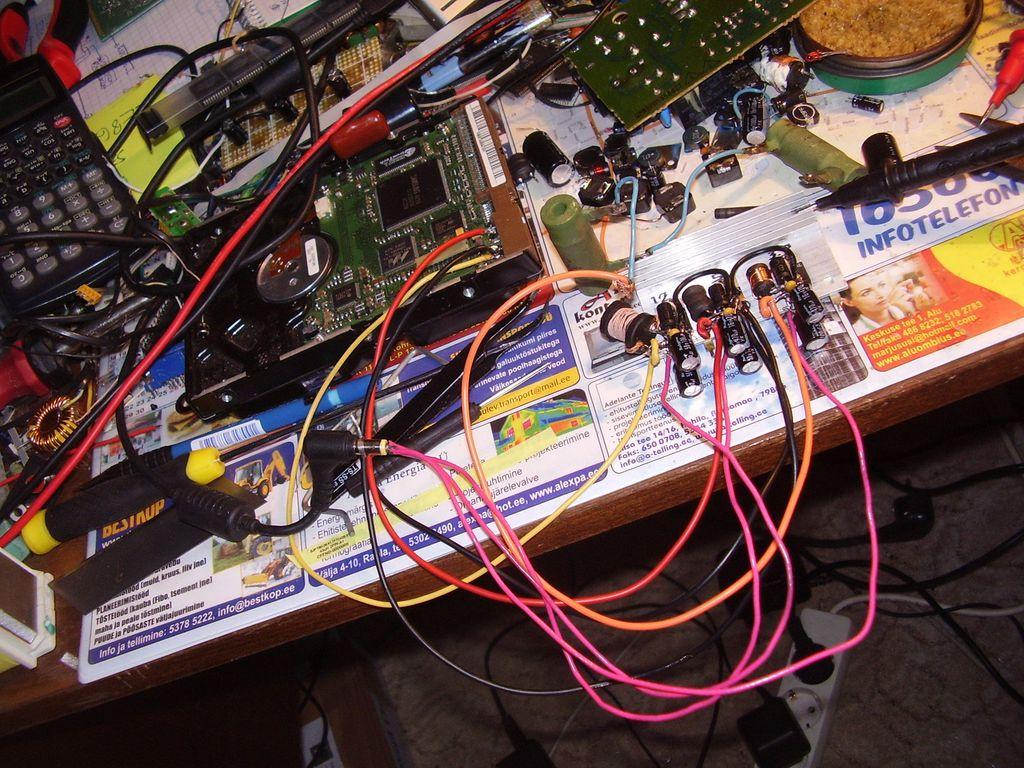 I H8 inductors